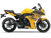 Yamaha Fz6r Yellow