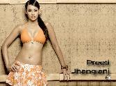 Preeti_Jhangiani Sexy Hot Girl In Yellow Skirt Beautiful Eyes