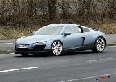 Audi  Sport Car Silver Alloy