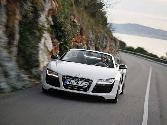 Audi  White Car Sexy Car (1)