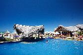 Beach Hut Near Swimming Pool Brazil