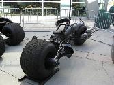 Black Bike Huge Tyre Giant Bike