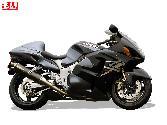 Black Bike Suzuki