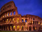 Colosseum In Light
