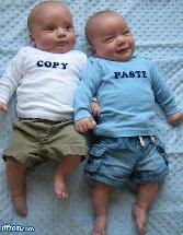 Copy And Paste Baby