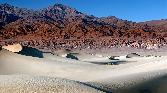 Dune With Rocks Mountain
