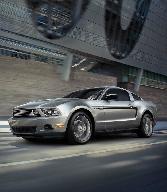 Ford Mustang Street Racing
