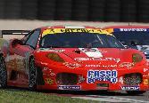 Red Ferrari Formula One Racing Fast