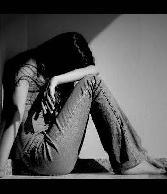 Sad Girl Weeping