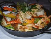 Shrimp Fish Dish