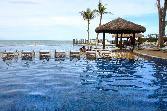 Swimming Pool Scene Of Brazil